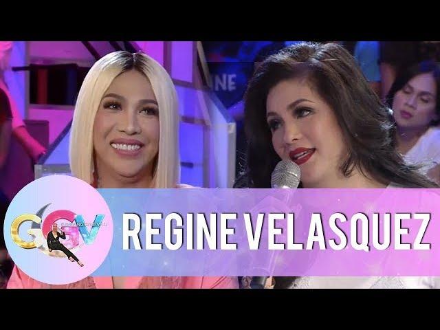 GGV: Vice Ganda reveals how Regine and Ogie helped him overcome depression