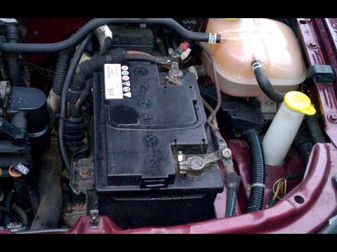 how to change car battery vauxhall astra mk4 g youtube. Black Bedroom Furniture Sets. Home Design Ideas