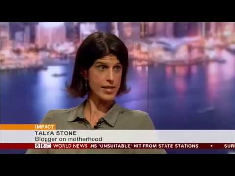 BBC World News discussion of holiday childcare costs and provision