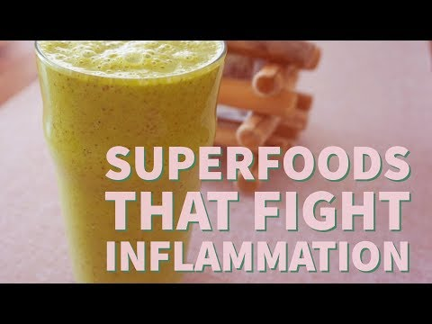 15 Superfoods That Fight Inflammation