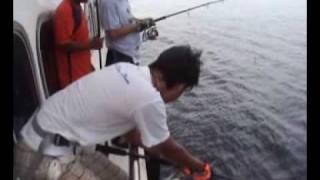 สุดยอดเกมส์ปลาหน้าน้ำพม่า แบบหนักๆ