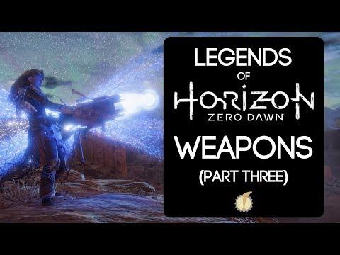 Legends of Horizon Zero Dawn: Weapons (Part Three) thumbnail