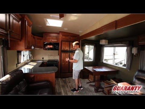 2019 Northwood Arctic Fox 29 5k Fifth Wheel Video Tour Guaranty Com Youtube