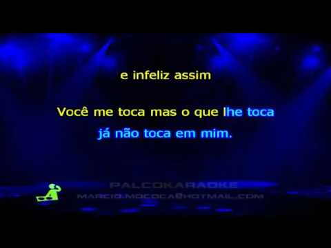 Vicente Nery  Cheiro de Menina   Ponto final   Karaoke
