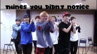 Gambar cover Things You Didn't Notice In BTS Just One Day (Appeal Ver.)