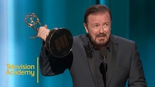 Emmys 2015 | Ricky Gervais Finally Gets Another Emmy