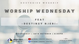 Nairobi Chapel South | Worship Wednesday 28th October 2020