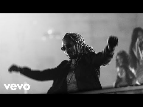 Future - Posted With Demons (Audio)