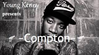 "~Young Kenny Album ""Compton"" Track5: RGF Island~"