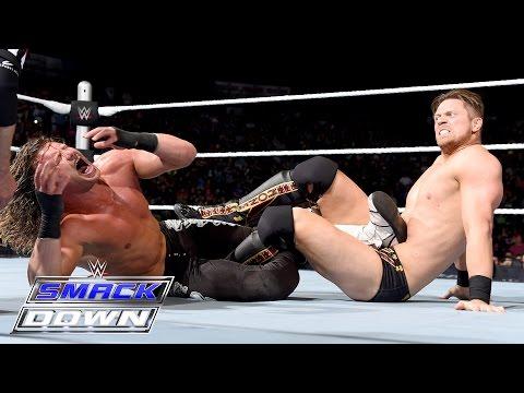 Dolph Ziggler vs. The Miz: SmackDown, March 17, 2016
