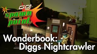 Wonderbook: Diggs Nightcrawler | Game Review