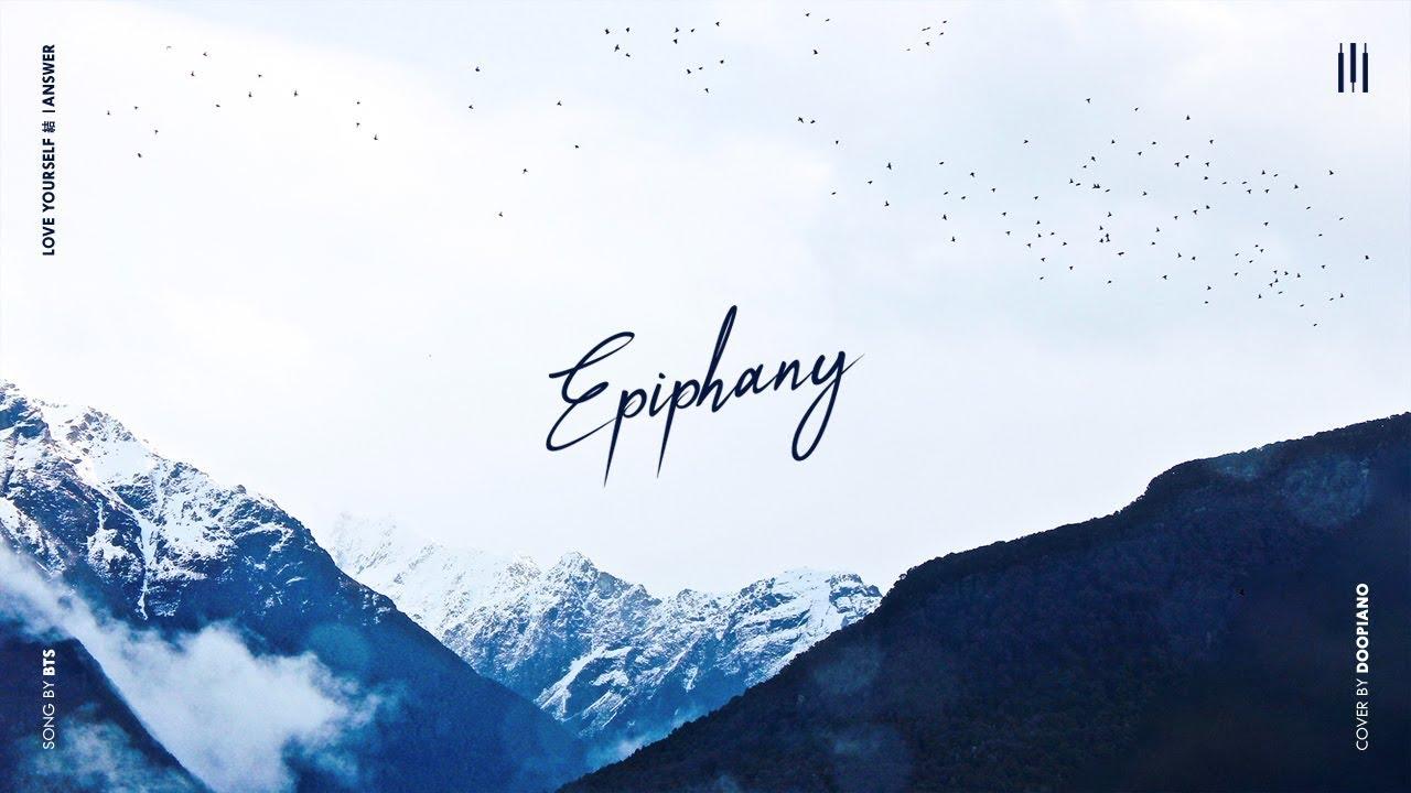 Bts Epiphany