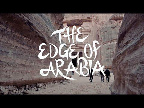"Visualtraveling ""The Edge of Arabia"" Trailer"