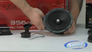 Coaxial vs. Component Car Speakers