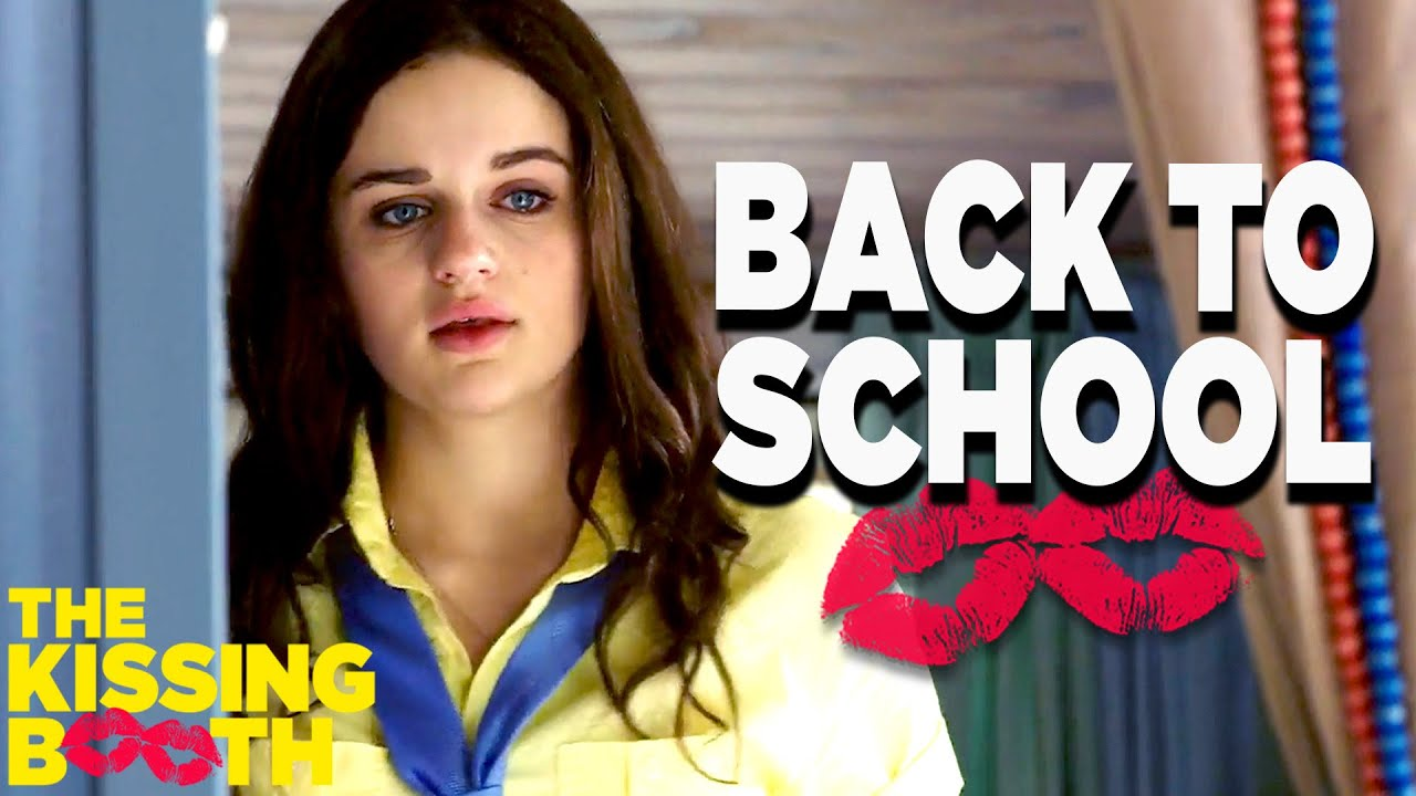Download Elle's First Day of School | The Kissing Booth