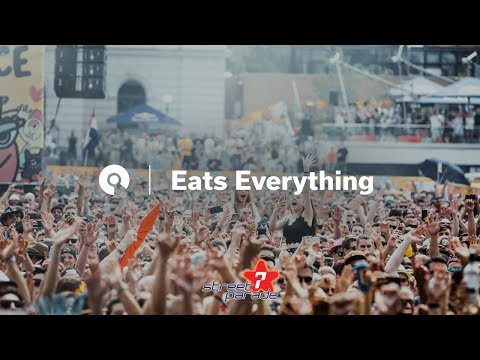 Eats Everything @ Zurich Street Parade 2018 (BE-AT.TV)