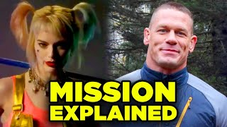 James Gunn SUICIDE SQUAD Cast Revealed! JOHN CENA Confirmed!