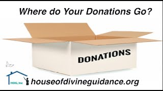 Donate to Charities in Glen Echo MD - House of Divine Guidance, Inc
