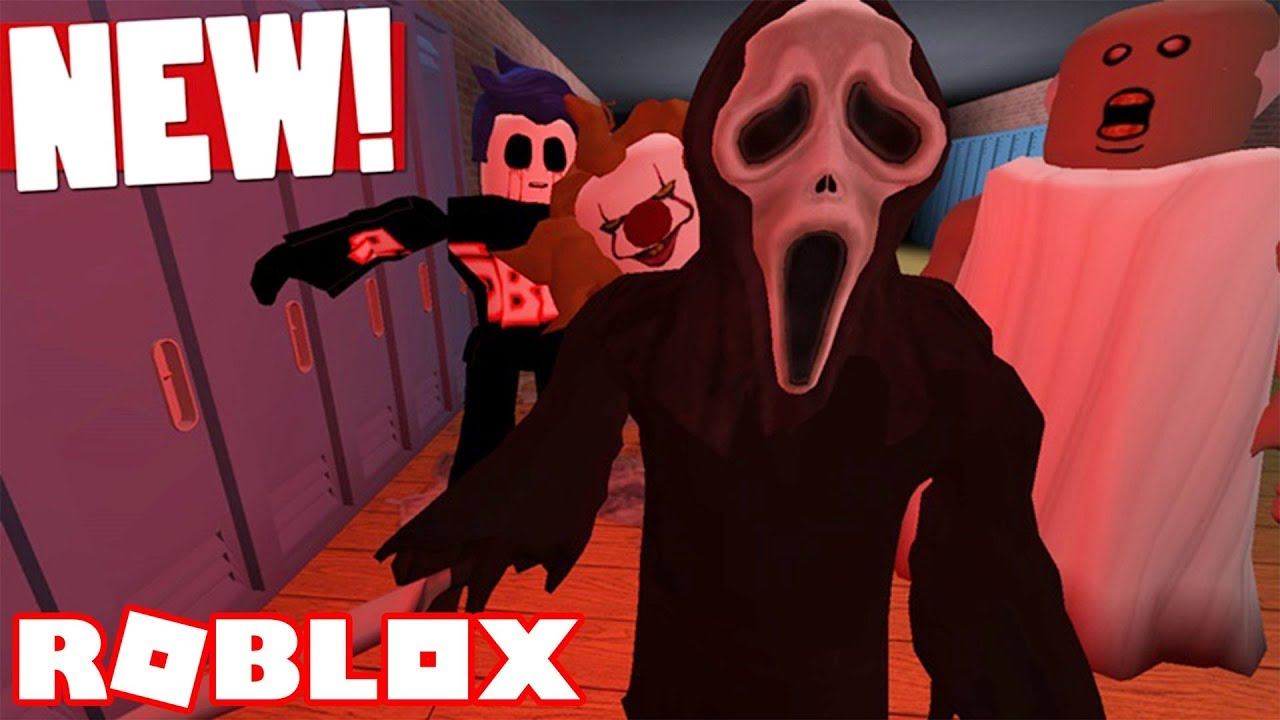 Ghostface Roblox
