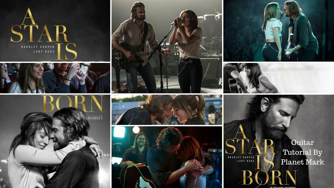 Lady Gaga Bradley Cooper Shallow Full Guitar Lesson A Star Is Born