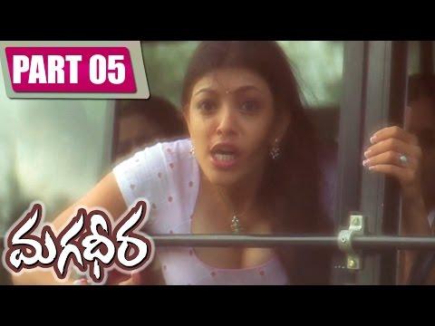 Magadheera Telugu Full Movie    Ram Charan, Kajal Agarwal     Part 5