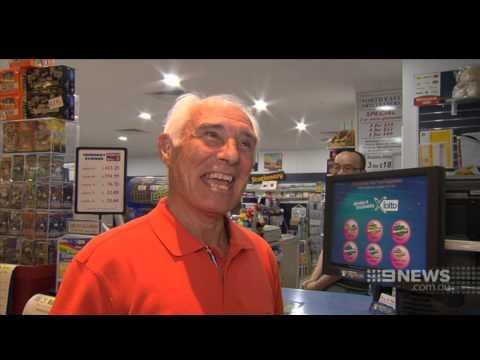 Lotto Winner | 9 News Adelaide