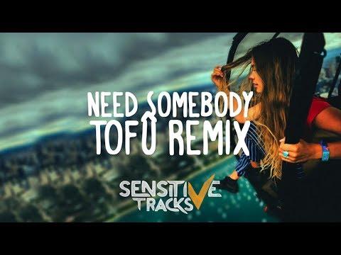 XUITCASECITY - Need Somebody [tofû remix] (Lyrics / Lyric Video)