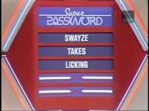 Super Password  May 6, 1988