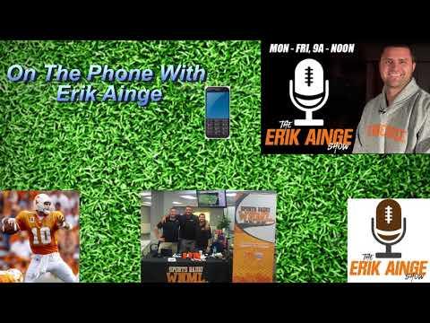 Sweet Home SEC- Erik Ainge (9-21-17)