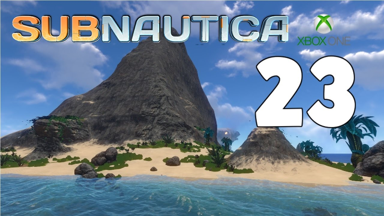 Subnautica How To Get To An Island