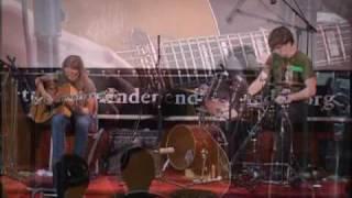 Weasel Walter/Mary Halvorson/Peter Evans live DVD excerpt