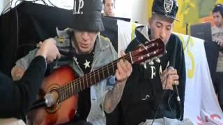 """""""El Chacal"""" Esteban El As y Fili Wey, acústico en #LyB"""