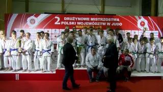 2 Drużynowe MP Województw w Judo Warszawa 01.12.2018 mata 1