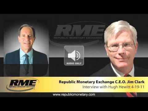 CEO Jim Clark Interviewed by Hugh Hewitt