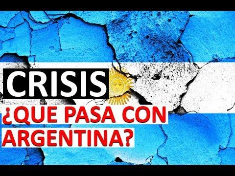 ARGENTINA al Borde de una Nueva CRISIS ECONÓMICA - INMINENTE COLAPSO del gobierno de macri
