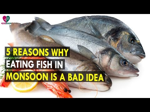 5 Reasons Why Eating Fish In Monsoon Is A Bad Idea    Health Sutra - Best Health Tips