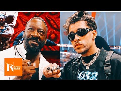 BOOKER T Sobre Los RUMORES De Pelear En Wrestlemania con BAD BUNNY | #Rapetonnews