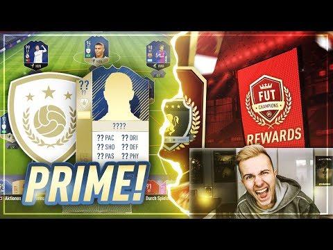 FIFA 18: FUT CHAMPIONS ELITE 1 Rewards PACK OPENING 🔥🔥 Prime Icon Sbc´s 😱😱