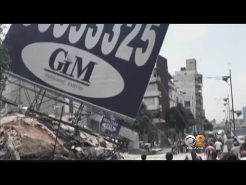 Could Southern California Sustain Same Damage As Mexico City If 7.1 Magnitude Quake Hits?
