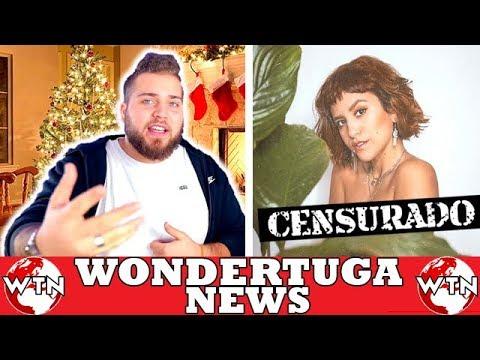 Wuant desilude fãs em véspera de Natal! Ela mostra demais?! Nuno Agonia, Cardoso, Tiagovski