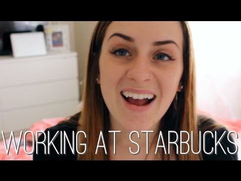What It's Like Working at Starbucks
