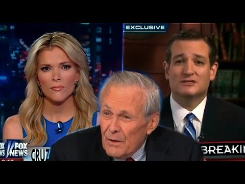 ISIS Boosted By Rumsfeld, Cruz & Other Troll-Feeders