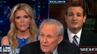 ISIS Boosted By Rumsfeld, Cruz & Other Troll-Feeders