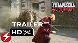 Repeat youtube video Full Metal Alchemist LIVE-ACTION Movie Trailer (Winter 2017) - English Sub | AnimeLiveReactions