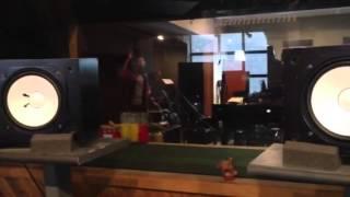 "Goo Goo Dolls - Johnny Recording ""Come To Me"" in the Studio"