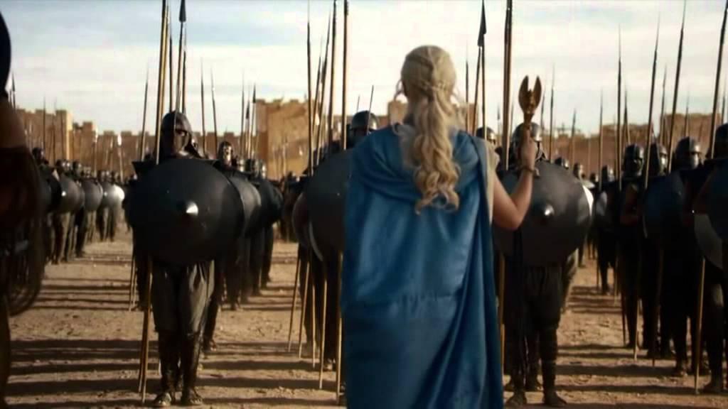 Game of thrones khaleesi creampie kinkycouple111 - 2 7