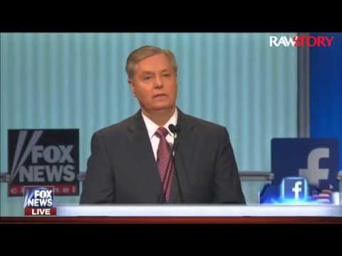 Lindsey Graham discusses welfare at GOP debate