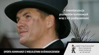 Czyszczenie przewodów kominowych Dąbrowa Białostocka Zakład usług kominiarskich Andrejczyk Michał