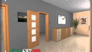 Раздвижные двери, задвигающиеся в стену(, 2011-03-07T14:02:31.000Z)