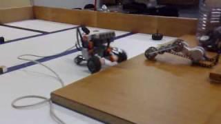 Laboratório de Robótica Z-Tronics - Testes 2